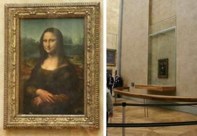 Мона Лиза. Лувр