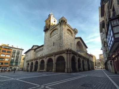 Памплона. Церковь Святого Николая