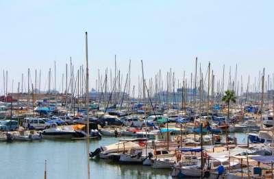 Пристань в порту Пальмы