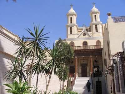 Церковь Аль-Муалляка