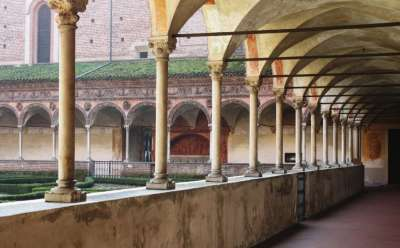 Архитектура Чертоза ди Павия