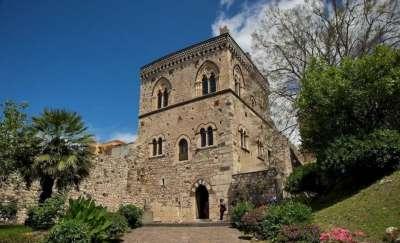 Дворец Св. Стефана в Таормине