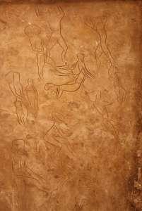 Древние наскальные рисунки на Сицилии