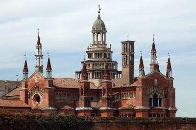 Монастырский комплекс Чертоза