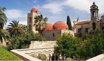 Монастырь Сан-Джованни-дельи-Эремити