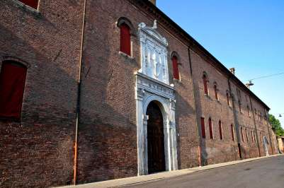 Палаццо Скифанойя - художественный музей в Ферраре
