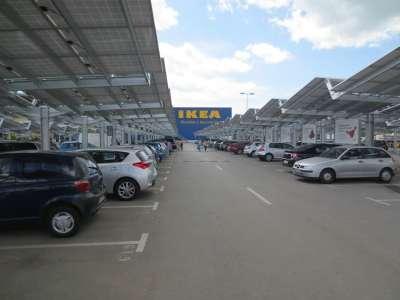 Парковки на Майорке