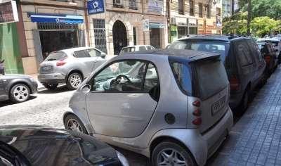 Парковки на улицах