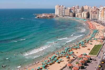 Пляж Александрии