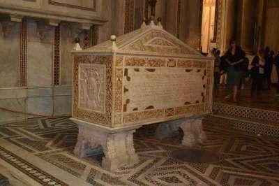 Саркофаг Вильгельма II