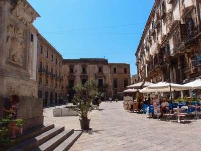 Современная Сицилия