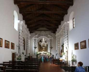 Церковь Св. Екатерины внутри