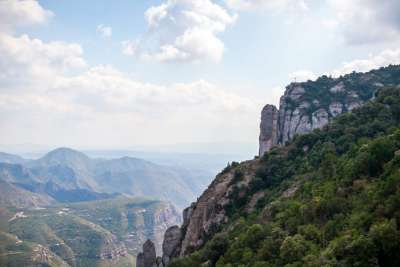 Виды горы Монсеррат