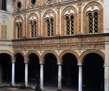 Дворец Palazzo Stanga