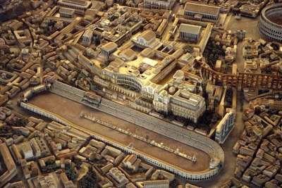 Иллюстрация Древнего Рима