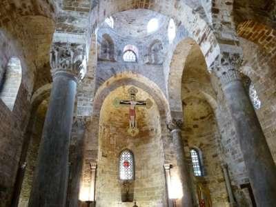 Купол церкви Сан Катальдо