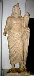 Бог Сатурн. Римская скульптура 2 века