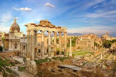 Форум. Остатки Древнего Рима