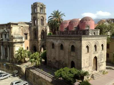 Церковь Сан Катальдо
