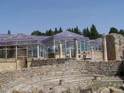 Античная римская Вилла дель Казале