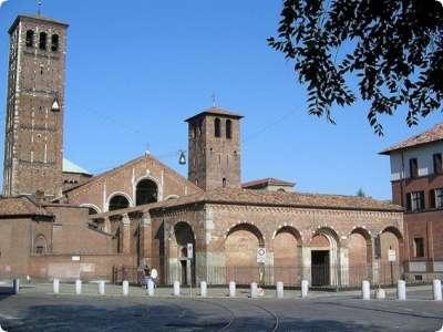 Базилика Св. Амброджо