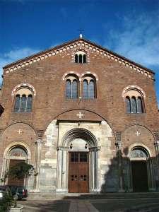 Базилика San-Simpliciano