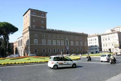 Дворец Венеции (Palazzo Venezia)