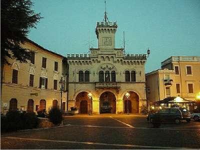 Исторический центр Фьюджи