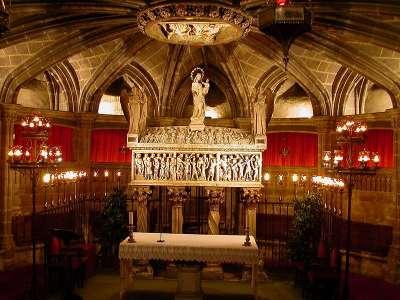 Крипта Святой Евлалии