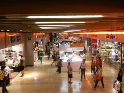 Магазины в квартале Эль-Борн