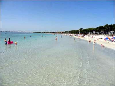 Пляж Playa de Alcúdia