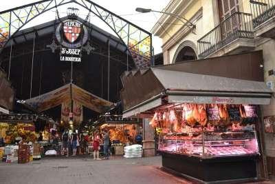 Рынок Сан-Жузеп