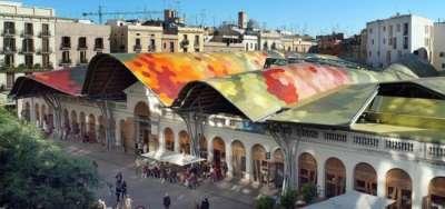 Рынок Святой Катерины в Барселоне