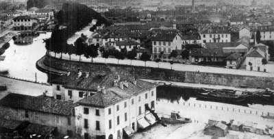 Стены Милана испанского периода