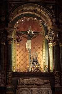 Фигура Христа лепантийского