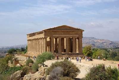 Храм Конкордии (Храм Согласия)