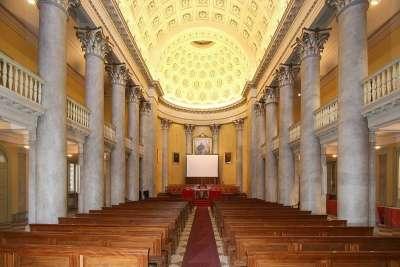 Церемониальный зал Университета Павии