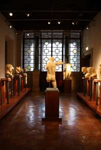 Экспозиция музея Барракко