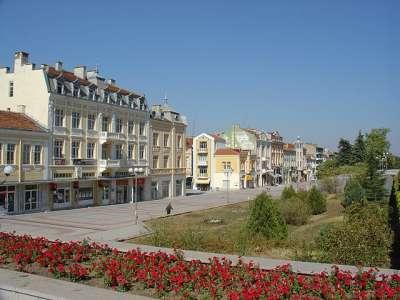Город Шумен. Болгария
