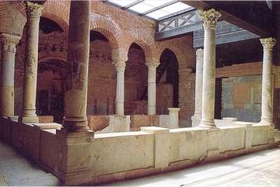 Дом богатых римлян