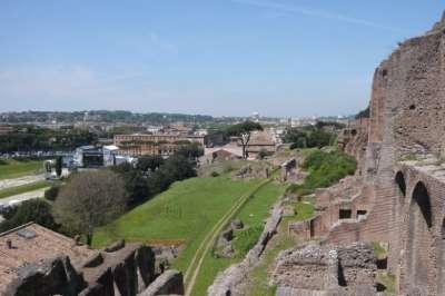 Императорский холм Рима