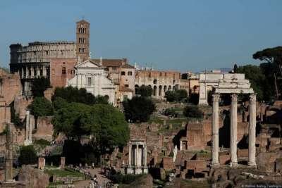 Капилолийский холм Рима