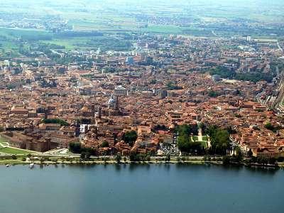 Мантуя. Италия
