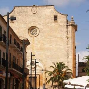 Церковь Сан Андреас