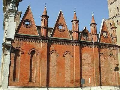 Южная сторона Кафедрального собора