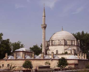 мечеть Tombul Mosque
