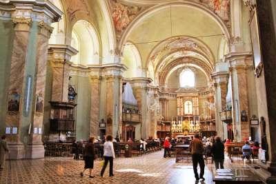 Церковь Санта Мария Магдалена
