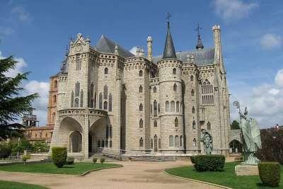 Епископский дворец Асторги