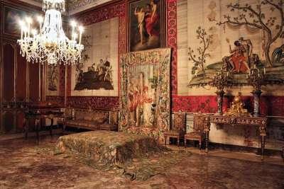 Комната в Palazzo Mirto