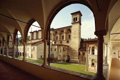 Монастырь Сан-Сальвадоре